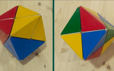 De l'octaedre al cub