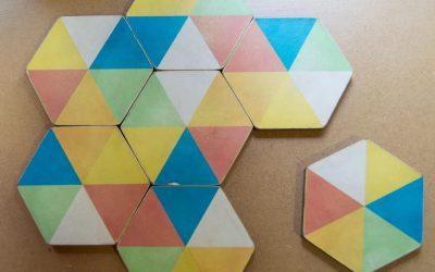 Els set hexàgons